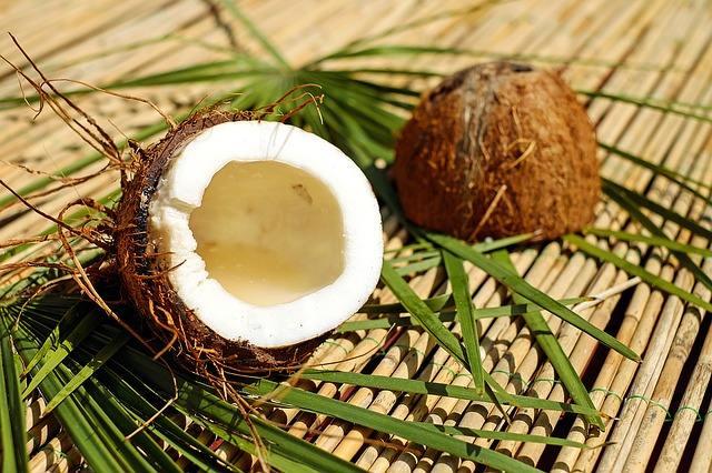Kookospähkli viljaliha